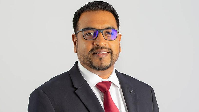 Clayton Naidoo, Cisco's GM for Sub-Saharan Africa.