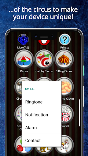 Circus Ringtones screenshots 2