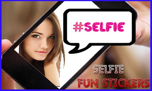 Selfie Fun Stickers