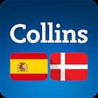 Collins Spanish<>Danish Dictionary icon