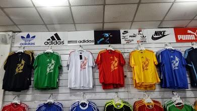 Photo: uniformes genericos Listos para estampar  , DEPORTES EL PADRINO Tel: 229-2949067  info@deporteselpadrino.com   http://mayoristaendeportes.com/tienda/f%C3%BAtbol/uniformes-genericos.html