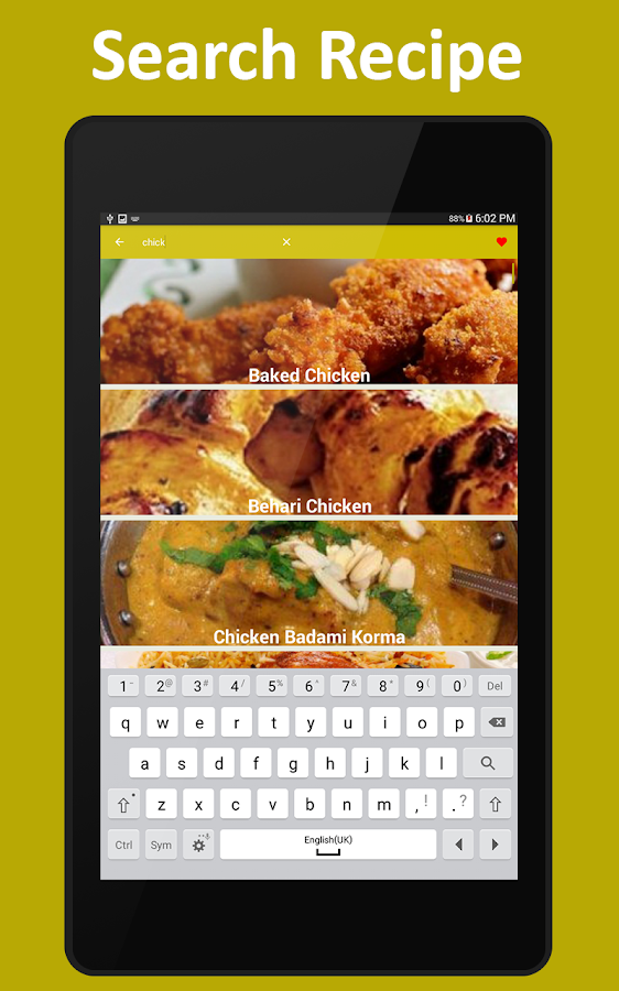 Pakistani recipes video in urdu android apps on google play pakistani recipes video in urdu screenshot forumfinder Images