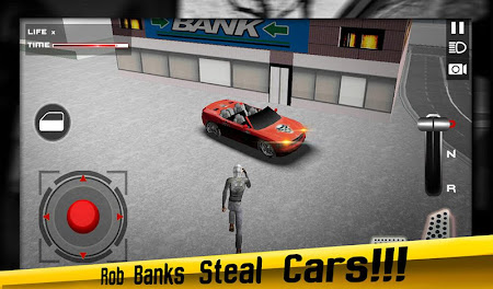 Crime Driver Vs Police Chase 1.0.2 screenshot 63253
