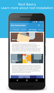 Root Checker- miniatura screenshot