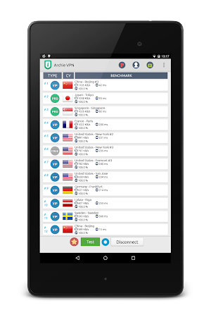Super Free Unlimited VPN 1.0.59 screenshot 127714