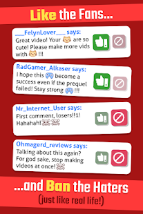 Vlogger Go Viral - Clicker- screenshot thumbnail