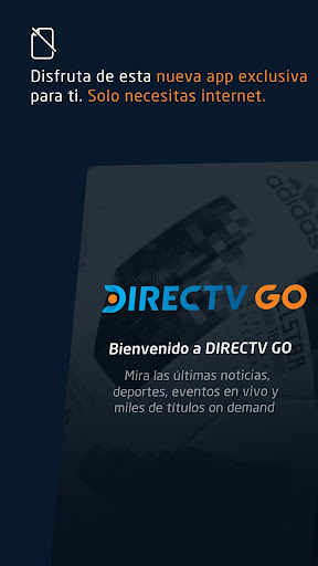 DIRECTV GO 2.8.0 screenshots 1
