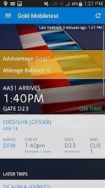 American Airlines Screenshot 1