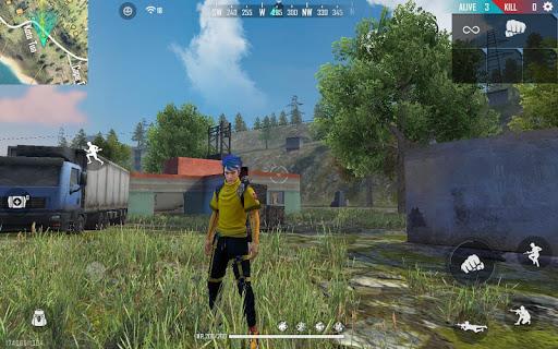 Garena Free Fire: 3volution screenshot 18