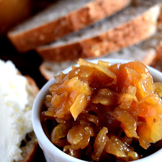 Preserved Onion Marmalade.