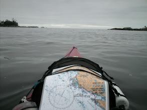Photo: Rounding Cape Caution