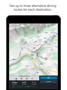 Genius Maps: Offline GPS Nav- screenshot thumbnail