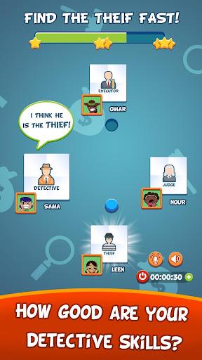 Gavel Knock! King, thief, executor & detective ss3