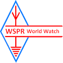 WSPR World Watch v3 icon