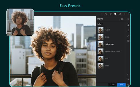 Adobe Lightroom – Photo Editor & Pro Camera 10