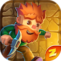 Dig Out! - Gold Digger Adventure icon