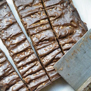 Peanut Butter And Chocolate Brownies