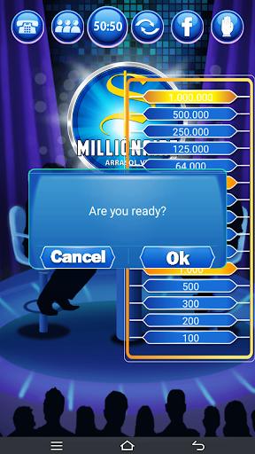 Millionaire Quiz 2018 - Million Trivia Game Free 3.26 screenshots 3