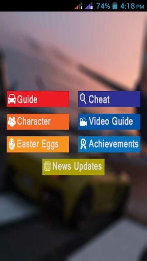 Unofficial Guide for GTA V
