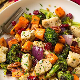 Chicken Sweet Potato And Broccoli Recipes