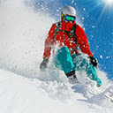 Ski Wallpapers New Tab Icon