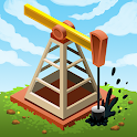 Oil Tycoon - Idle Tap Factory & Miner Clicker Game icon