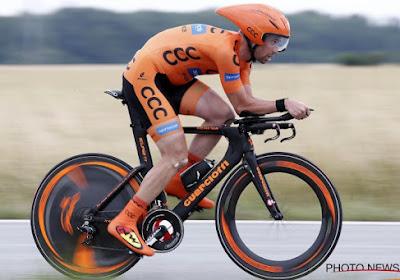 Un ancien maillot jaune sur le Tour de France se qualifie pour l'Ironman d'Hawaï