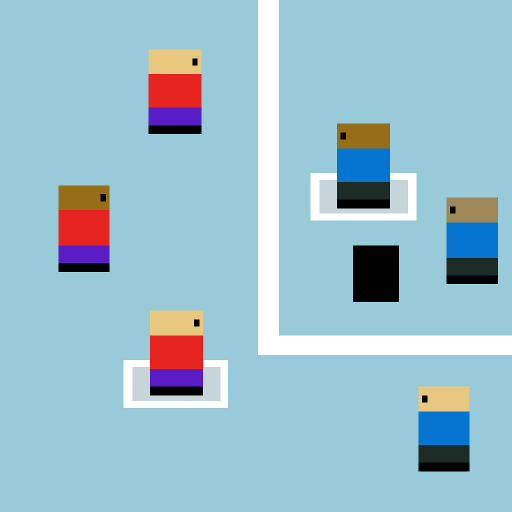 Super Pixel Hockey app (apk) free download for Android/PC/Windows