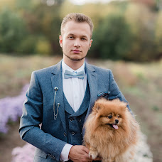 Wedding photographer Anton Kurashenko (KuriK). Photo of 20.11.2018