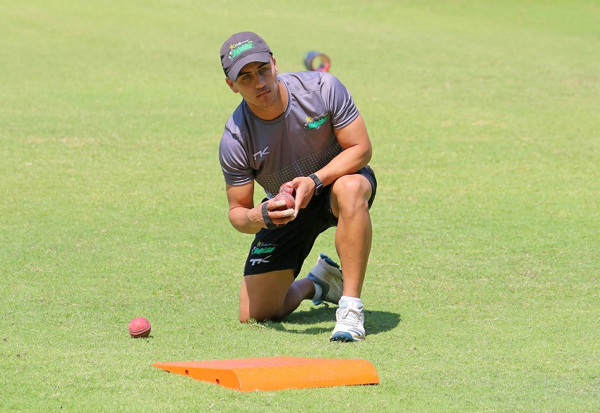 Marques Ackerman takes over the four day captaincy at the Dolphins