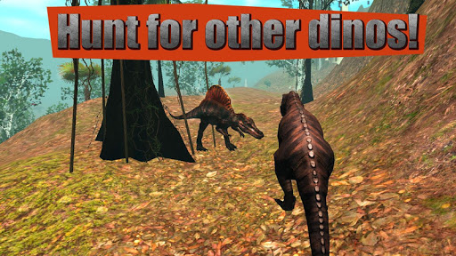 Dinosaur: T-Rex Simulator 3D|玩模擬App免費|玩APPs