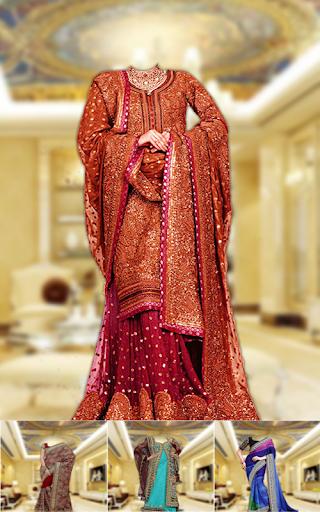 Royal Bridal Dress Photo Maker 2.1 screenshots 3