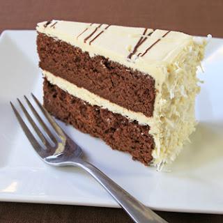 Gluten-Free Chocolate Coconut Cake.