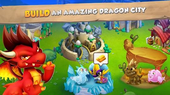 Dragon City MOD (Unlimited Money) 5