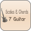 Scales & Chords: 7 Guitar icon