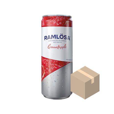 Ramlösa Granatäpple 20x33 cl