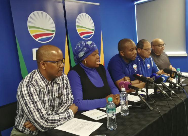 Maimane said the 2019 general election was set to be the most hotly contested and competitive national election since the dawn of democracy in 1994.