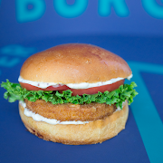 Crispy Chick'n Burger