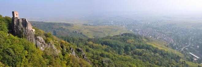 Photo: Vue depuis Saint-Ulrich