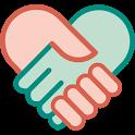 Amigo Virtual - Novas Amizades e Desabafo Anônimo icon