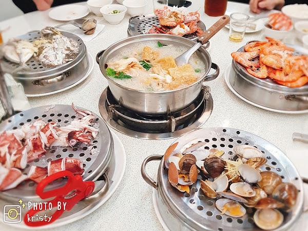 二月牌沙茶爐-超澎湃海鮮塔x好喝沙茶鍋湯底 一鍋兩吃高CP