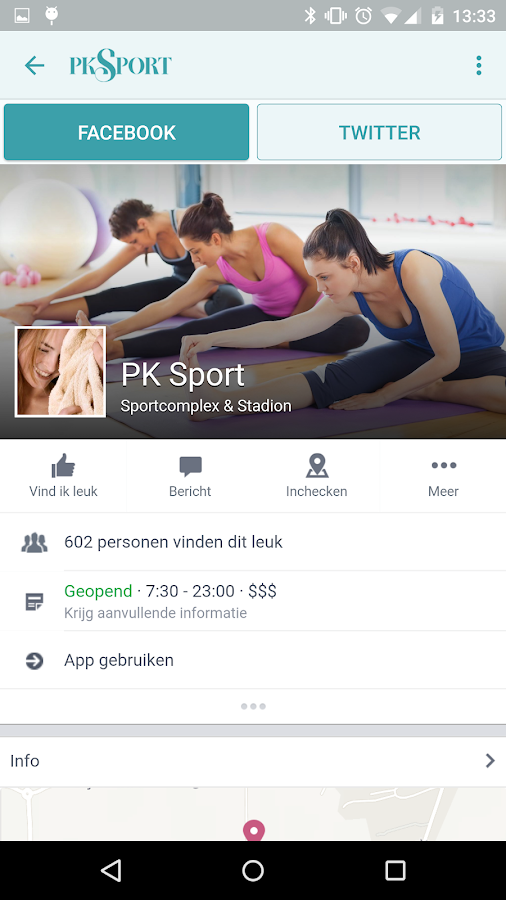 PK Sport- screenshot