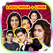 Lagu India + Lirik Terbaru