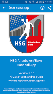 HSG Altenbeken/Buke- screenshot thumbnail