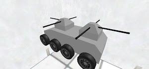 軽戦車 typeD