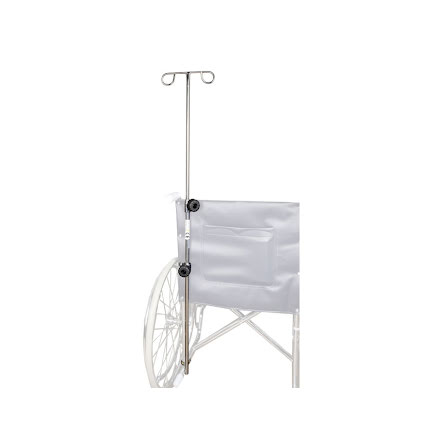 Droppställning för rullstol