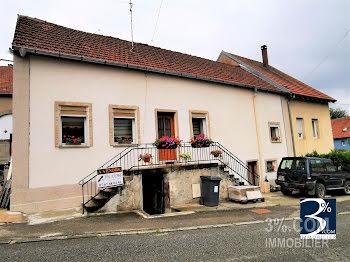 maison à Enchenberg (57)