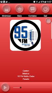 95 FM Rádio Clube Nepomuceno - náhled