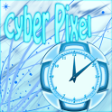 Blue Chill Clock 2 icon