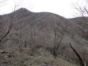 山頂はすぐそこ